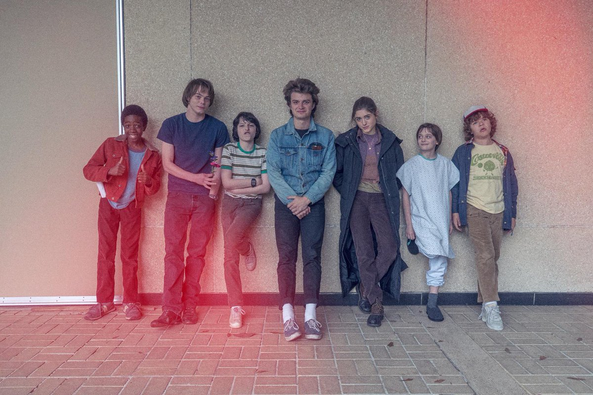Most likely to succeed: These guys. #StrangerThursdays #BTS