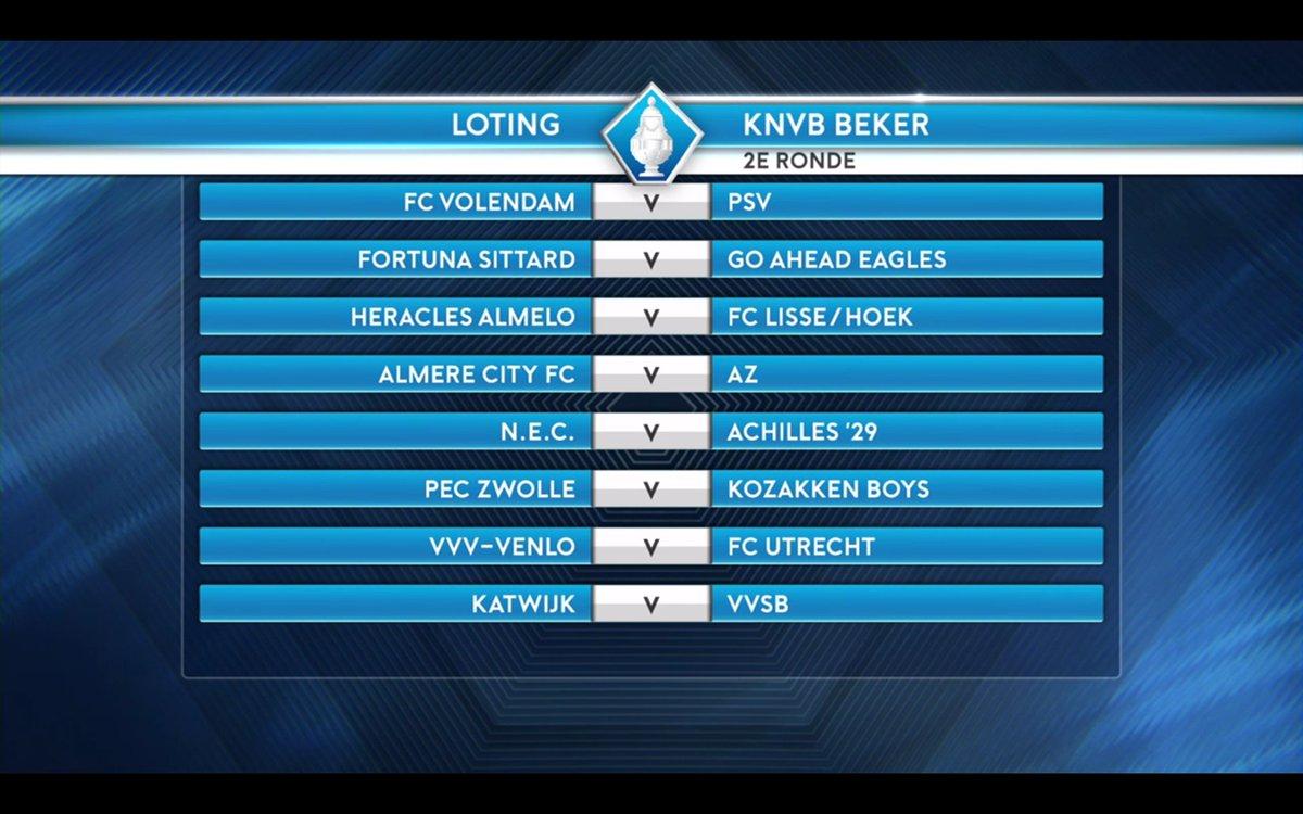 #loting #knvbbeker #draw  Highlight #Feyenoord - #Swift @Bparlma<br>http://pic.twitter.com/Uo8ahaUhUx