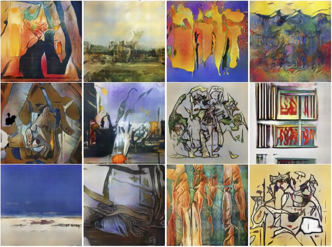 artsy on twitter it s getting hard to tell if a painting was made