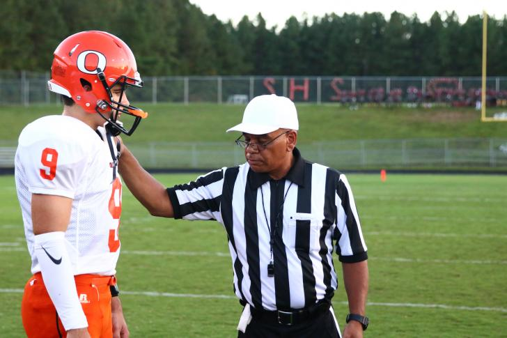 becoming a sports official Stay connected, become a hs sports official: op-ed - across illinois, il - some games have been postponed or canceled because refs are retiring faster than new officials are certified, officials write.