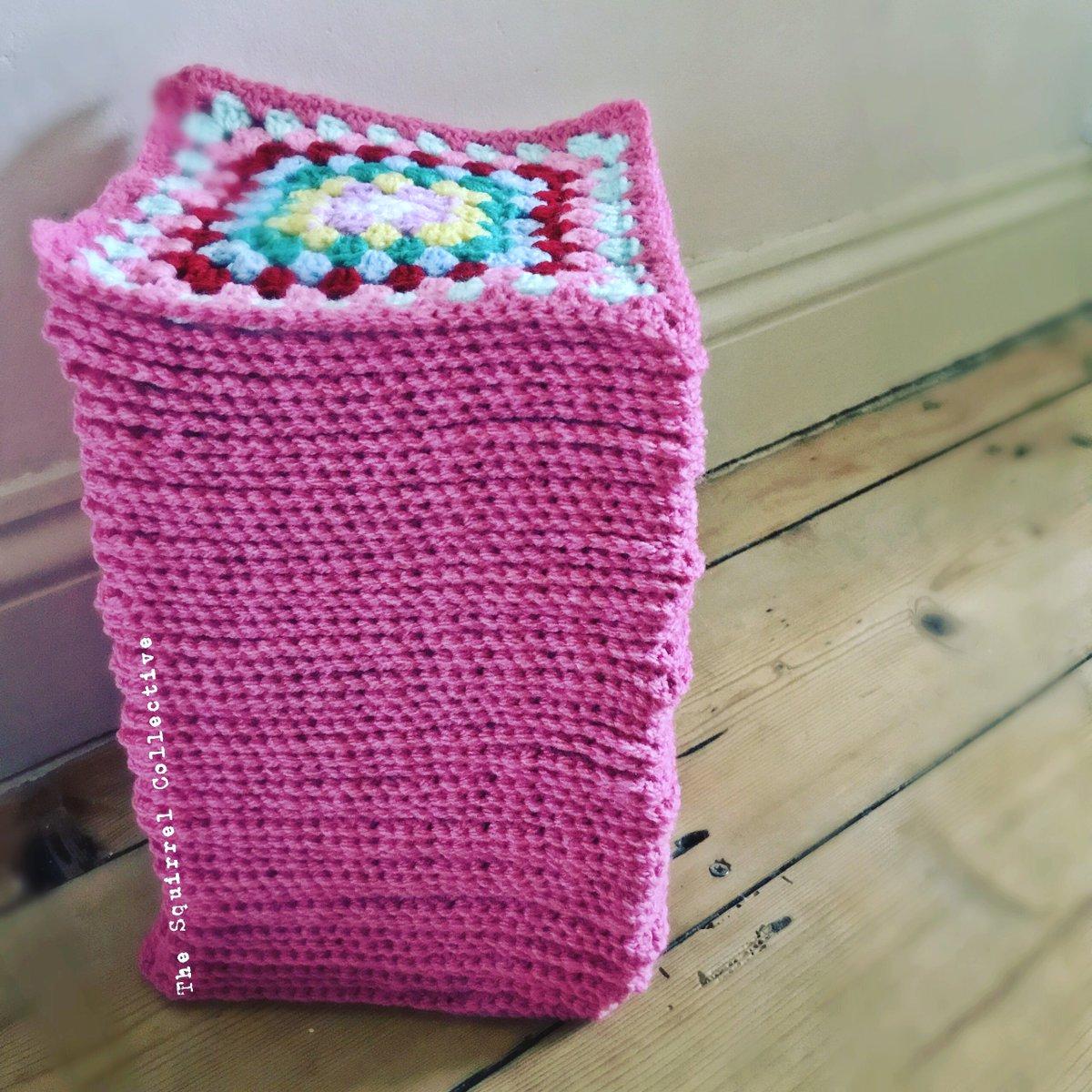 48 granny squares ready to join! T  #handmade #crochet<br>http://pic.twitter.com/OBnkBXXnN5