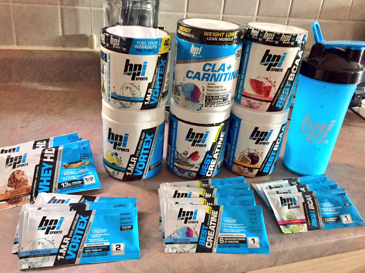 A huge thing in fitness is consistency. You&#39;re constantly working on improving yourself. @bpi_sports helps with the improvements. #Gains <br>http://pic.twitter.com/v8hUlXLyBS