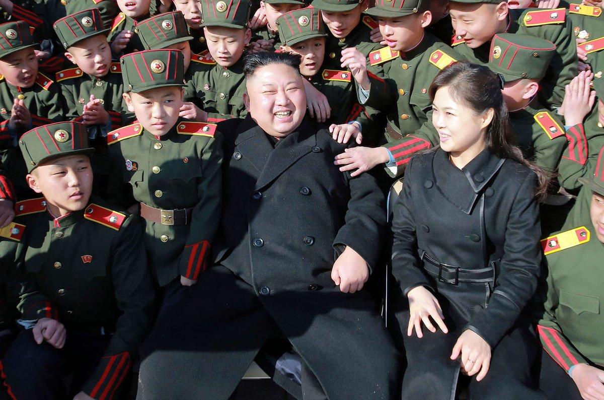 Kim Jong Un calls Trump 'deranged,' North Korea state news agency says https://t.co/VTkouWAQY9