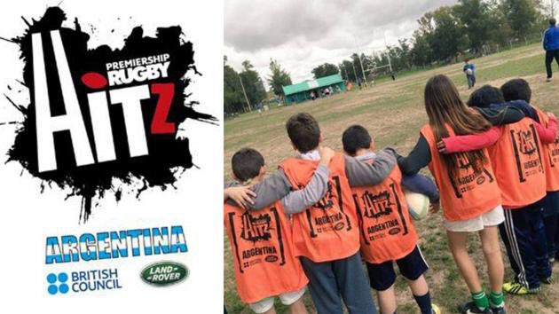 Last sessions @premrugby &amp; @HITZRugby in #Argentina A lot of new players &amp; volunteers! #Rugby #HITZ #Values #Teamwork #HITZAwards #3Years <br>http://pic.twitter.com/Jm9ikMlcxP