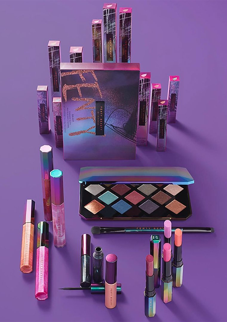 Fenty Beauty Holiday 2017 Collection Info + Release Date https://t.co/ZH8bFvGVEd