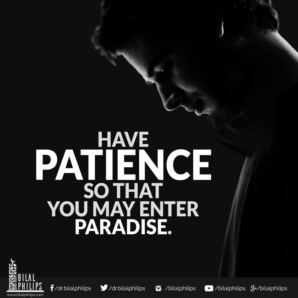 It&#39;s hard maintaining your patience at times but remember that #Allah always has a plan &amp; you&#39;re not going through a trial without a reason. <br>http://pic.twitter.com/cdtAJ43WHV