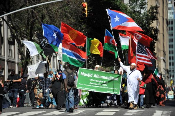 NYC Muslim Day Parade to be led by Jewish rabbi Marc Schneier https://t.co/MaqfVn9T5R