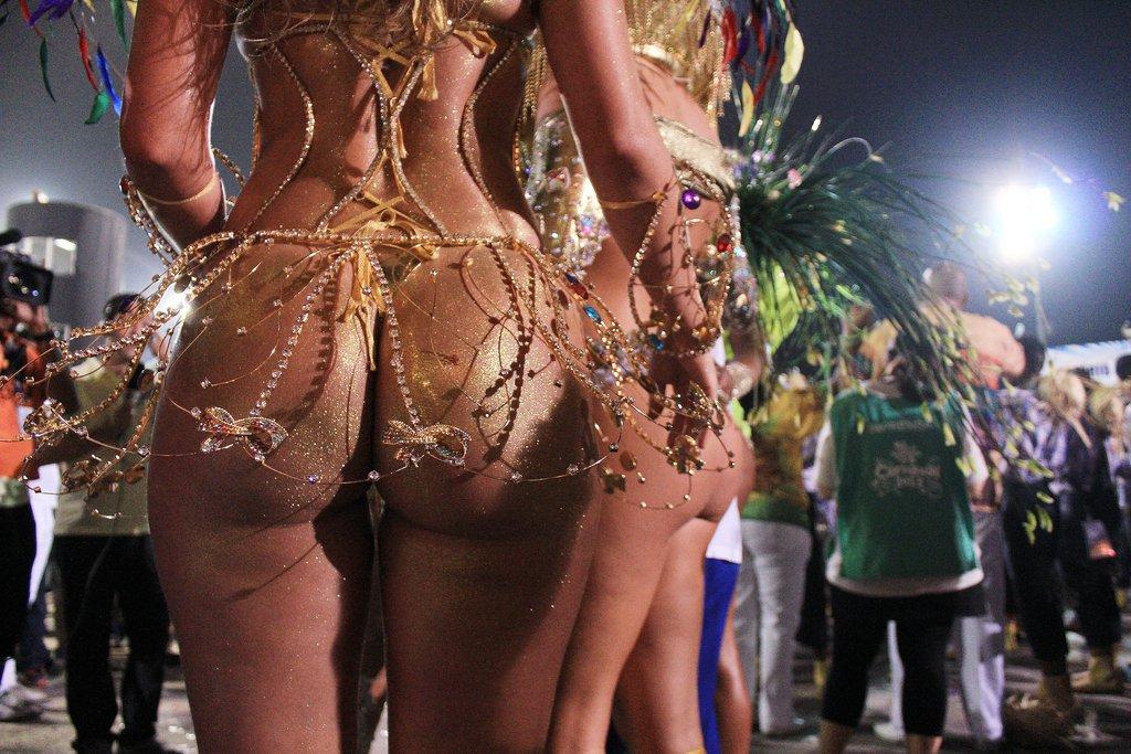 Brazilian Nude