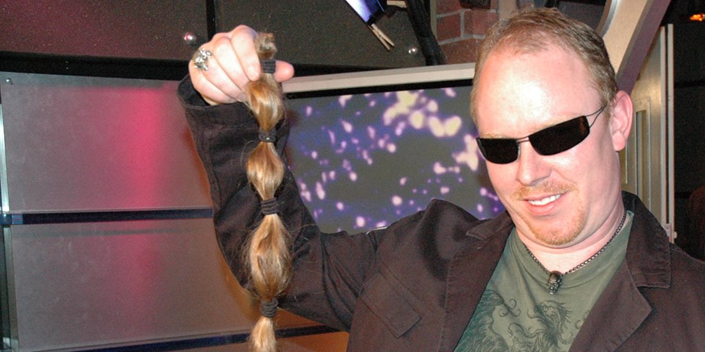 Next on #Sternthology, we hear a brand new Richard Christy after he gets him a much-needed makeover! #Howard101!