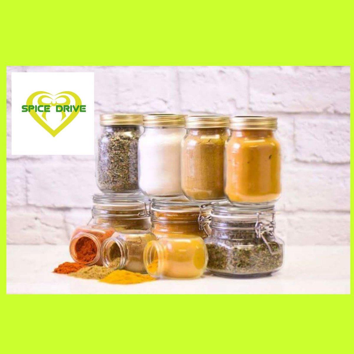 Fulfill your #pantrygoals with our #organicspices   #FlockBN #londonislovingit #dbfy #ATSocialMedia #UKBIZHOUR #EnglandHour #shoutout #rt<br>http://pic.twitter.com/3EOGhWVk0u