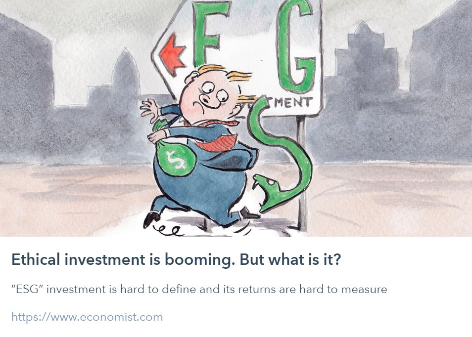 #Ethical investment is booming. But what is it?  http:// econ.st/2xktS0d  &nbsp;   #ThirdPartyRisk Solutions:  http:// bit.ly/2xlDkR4  &nbsp;    #esg #SDGs #csr<br>http://pic.twitter.com/hEFor4BXGN