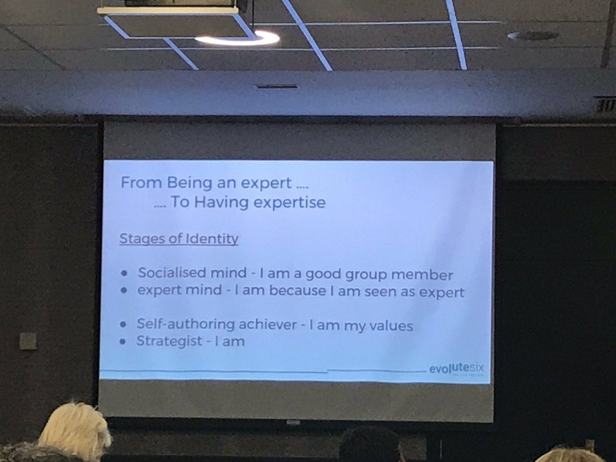 From being an #expert ... to having #expertise - great event by Graham Boyd from @evolutesix especially for our #PWIBrussels crowd &amp; friends<br>http://pic.twitter.com/jOZbk8A4yG
