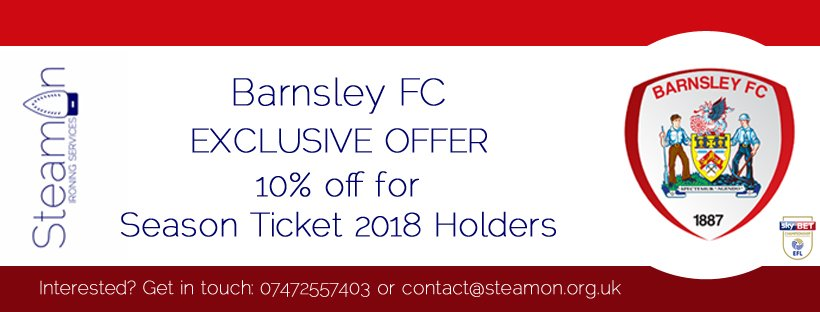 Secondly, @bfc_official. Give us a call and we&#39;ll take care of your ironing! #bfc #ChampionsLeague #Barnsley #Yorkshire #exclusive #deal<br>http://pic.twitter.com/sahJi2gXSW