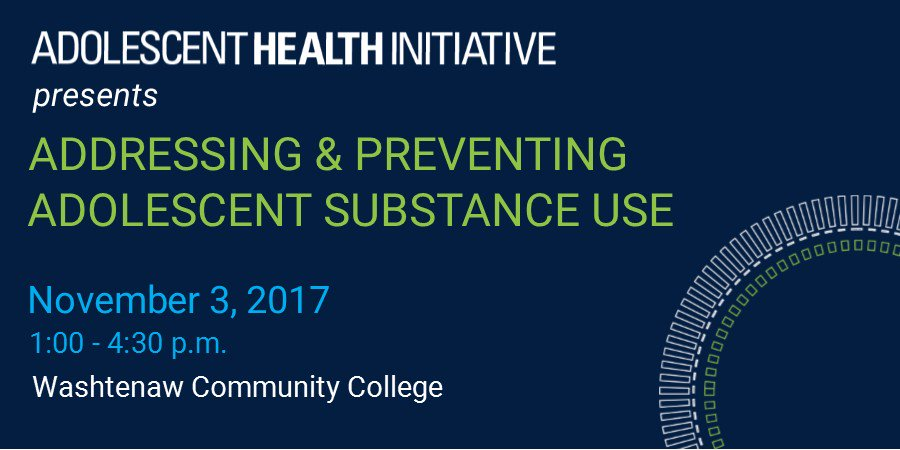 It&#39;s #RecoveryMonth. Let&#39;s talk about supporting #adolescents &amp; preventing #substanceuse. FREE training.  http:// bit.ly/2gllWnD  &nbsp;   <br>http://pic.twitter.com/42N7WknJG2