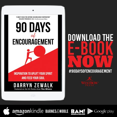 Encouragers, I need your help. Please #Download, #RETWEET and #Share my book #90daysofencouragement Click&gt;&gt;  https://www. amazon.com/90-Days-Encour agement-Darryn-Zewalk/dp/1512755699 &nbsp; … <br>http://pic.twitter.com/ZSQ3WliVne