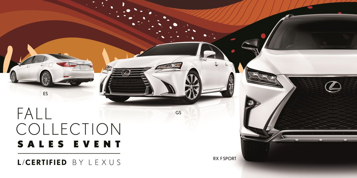 Lexus Of San Diego >> Lexus San Diego On Twitter Fall For Your Dream Car During Our