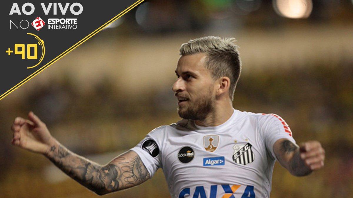 @ricamartinss informa que o Palmeiras ofereceu R$ 6 milhões para ter Lucas Lima na próxima temporada! #Mais90