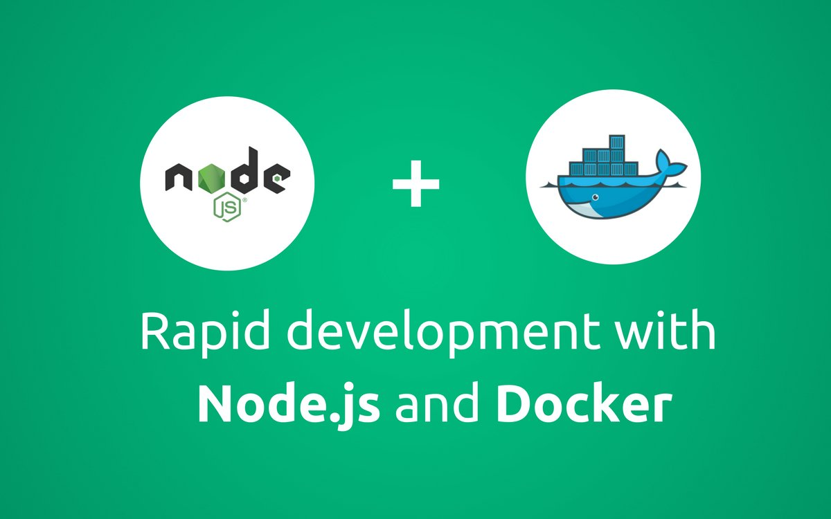 Rapid #development with Node.js and #Docker  https:// finnian.io/blog/rapid-dev elopment-with-node-js-and-docker/ &nbsp; …  #NodeJS #javascript #containers #webdevelopment #DevOps #npm #kubernetes<br>http://pic.twitter.com/fJdbULwWdz