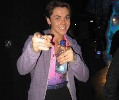 Major #ThrowbackThursday 2009 @dancingonice #backstage #youngun #babyface #doi @ITV https://t.co/xBSlEectSS