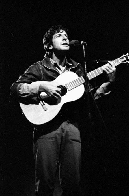 Happy Birthday, Leonard Cohen! Born 21 September 1934 Died 7 November 2016