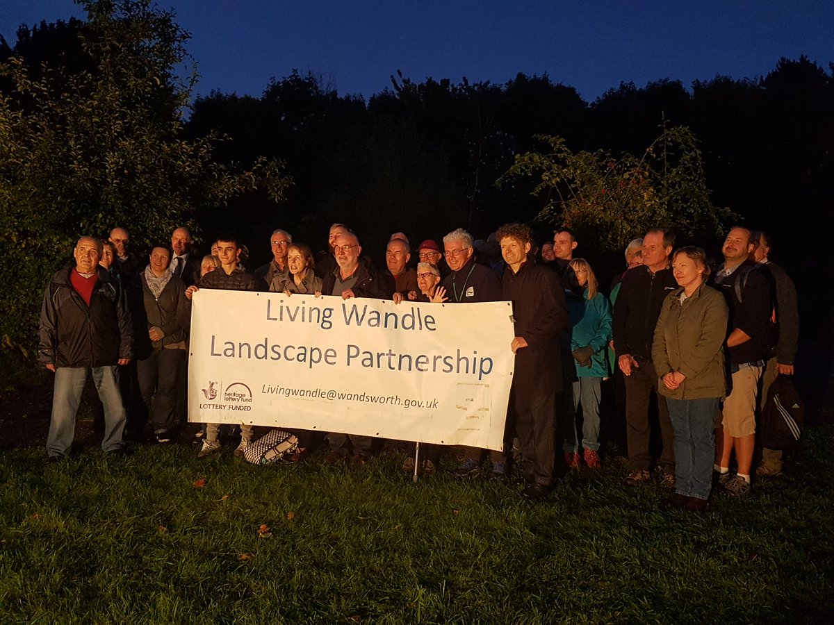 And so we thank the amazing #volunteers who made our #wandle projects a huge success @LivingWandle @HLFLondon<br>http://pic.twitter.com/rtdA0f4Q75