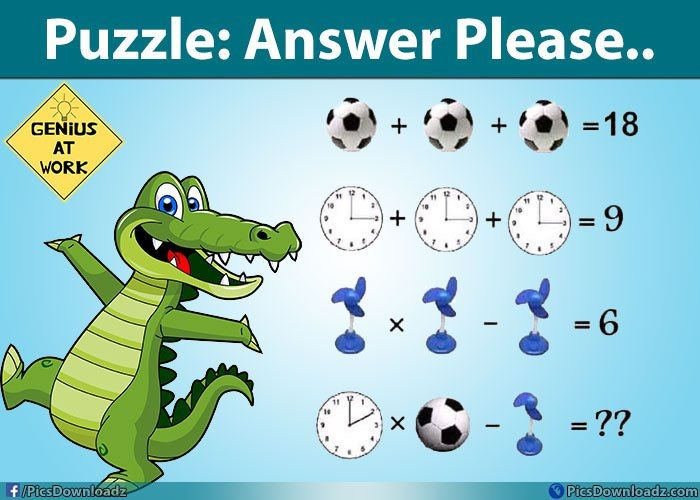 Can you #kiddo solve this #free #math #puzzle? <br>http://pic.twitter.com/dbx8I8ep1s
