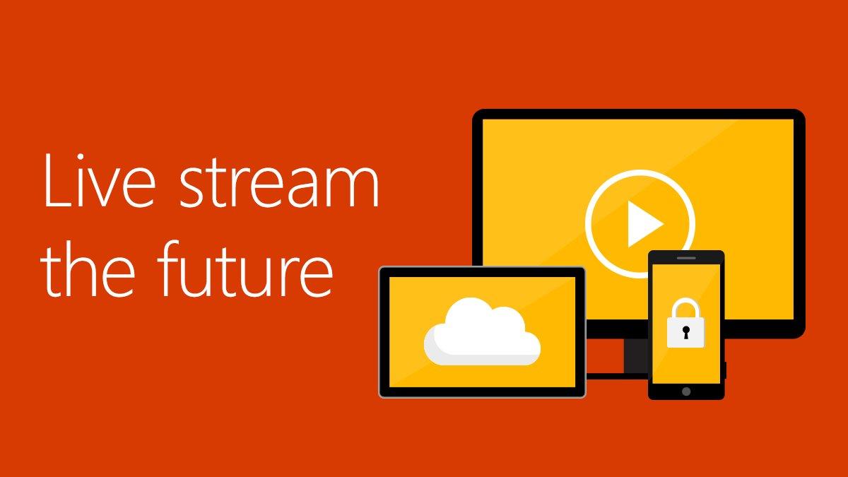 Watch the #Microsoft Ignite keynote live! 9/25 https://t.co/59Vz0FMFJS #MSIgnite https://t.co/Mc7FWk5DuB