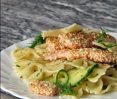 Рецепты лосось в духовке