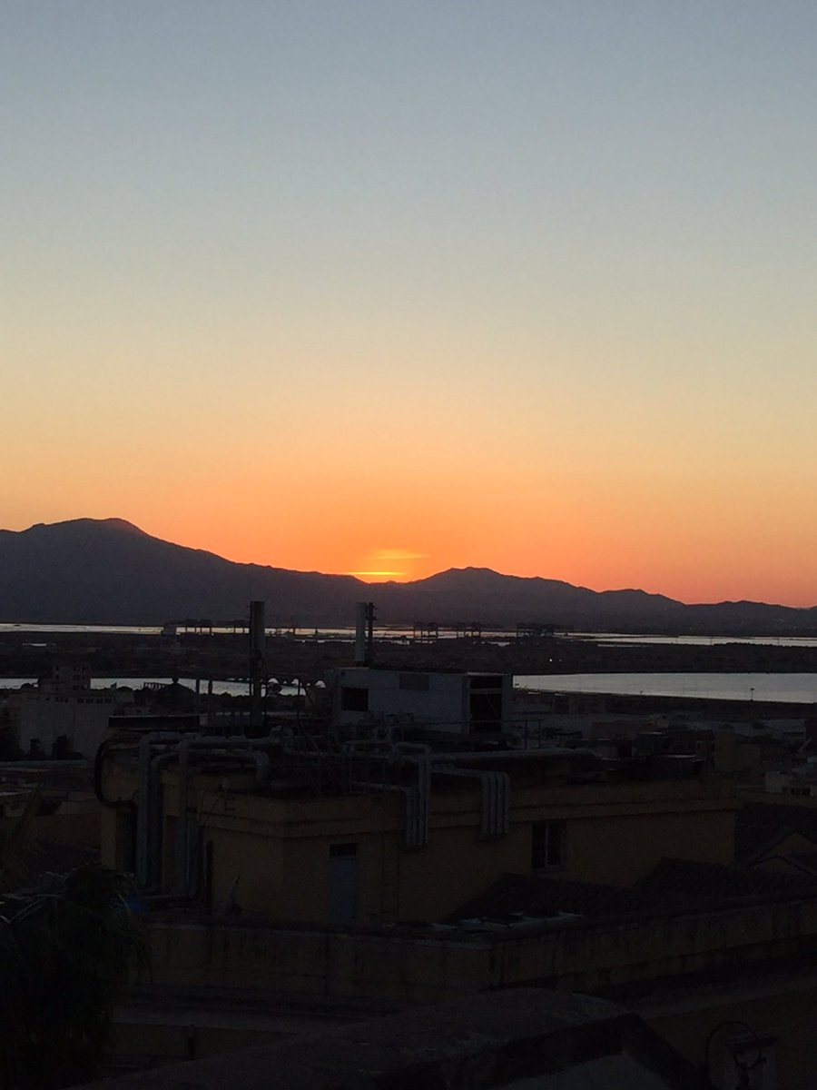 More sunset  photos #Cagliari #Sardinia fab place @SwindonHour<br>http://pic.twitter.com/0dtZsYUtxG