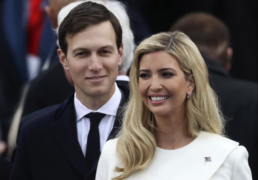 #1 Jared Kushner and Ivanka Trump - The ultimate Jewish power couple https://t.co/vwDoF985PN