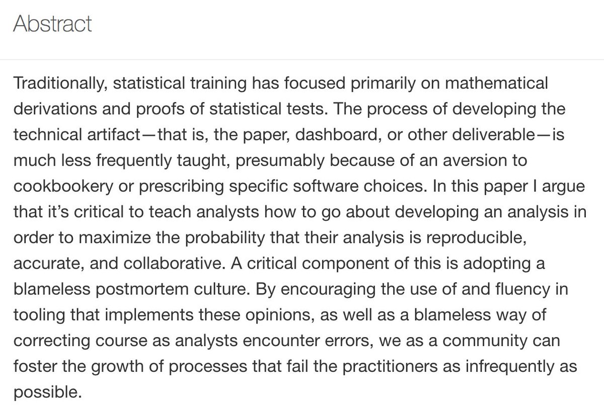 sean j taylor on twitter opinionated analysis development is a