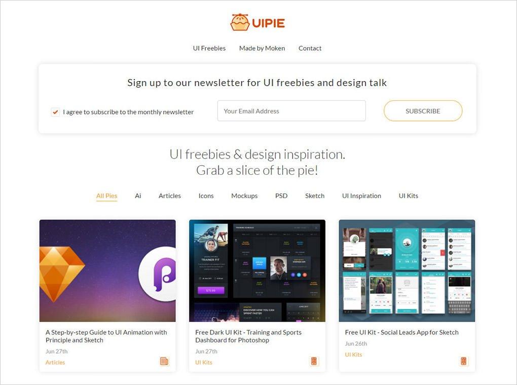 UIpie is a Hot New Source for Design Inspiration &amp;amp; Freebies #lapelpins  http://www. hongkiat.com/blog/uipie-ins piration-gallery/ &nbsp; … <br>http://pic.twitter.com/nPbJWDEkN1