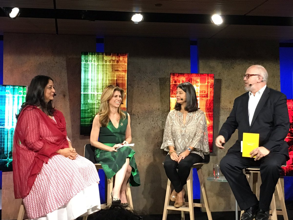 On development impact bond for girls&#39; education, @safeenahusain: &quot;We have an open source template&quot; @educate_girls #sdgs #WTfuture<br>http://pic.twitter.com/hBK0wUjltS