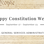 This #ConstitutionWeek we celebrate the 230th anniversary of our nation's most important document - the U.S. Constitution!