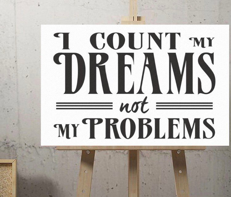 Are You Counting Dreams Or Problems!!! . . . . #inspirationalquotes  #motivationalquote #motivationalquote  #motiv…  http:// ift.tt/2xl3W4N  &nbsp;  <br>http://pic.twitter.com/Ih6oVqTMtb