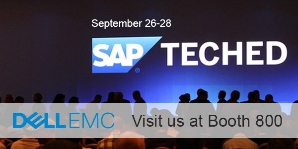 Ill be in Las Vegas next week for @SAPTechEd . Come visit me and all the #SAPRockstars from @DellEMCSAP for all your #SAP &amp; #SAPHANA needs <br>http://pic.twitter.com/uF14Tc1x6s