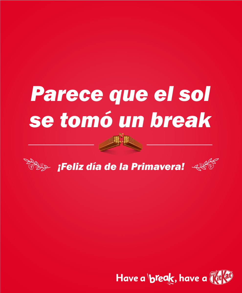 Festejalo con una maratón de series y una bolsa llena de #KitKat Mini. 😋🍫🍫 #ElPoderDelBreak https://t.co/PdDnGhAyVb