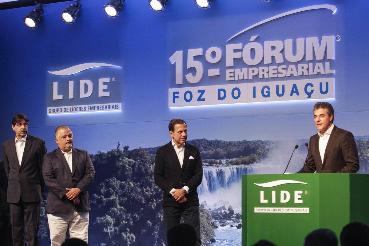 Empresas fecham parceria com Prefeitura e se filiam ao Lide de Doria https://t.co/mJrP7EvoQ6