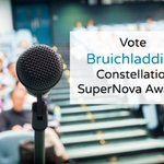 Our customer, @Bruichladdich , is a finalist in the Constellation SuperNova Awards. Well-deserved. Vote here: https://t.co/HdhhS9na3b