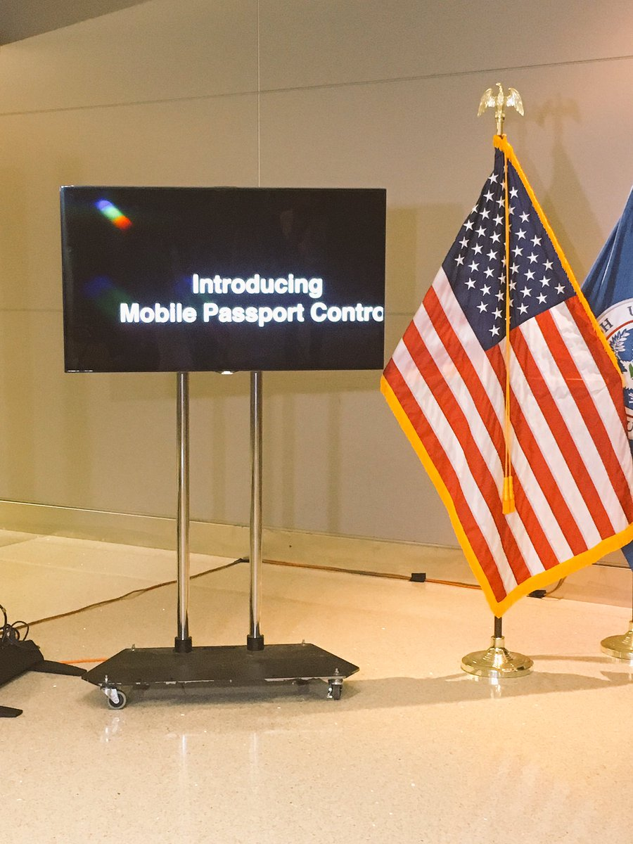 A new #app that can help u bypass #customs by putting the #kiosk in your hands. #MobilePass<br>http://pic.twitter.com/rWnST9p7LS