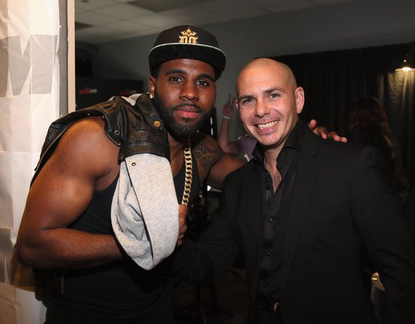 Happy Birthday, Reply with your favorite & Jason Derulo collaboration!