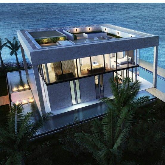 Casa con una buena vista... la playa. ht...