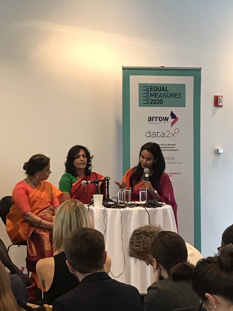 Data is Political. When gathering+using #genderequality data, we are challenging the status quo and existing power structures. @SivananthiT<br>http://pic.twitter.com/zxVIZvCm50