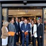 .@Issylesmoul, leader numérique et première ville dont toutes les écoles sont raccordées à la #fibre ! @Orange_France #SmartCity #SmartStore