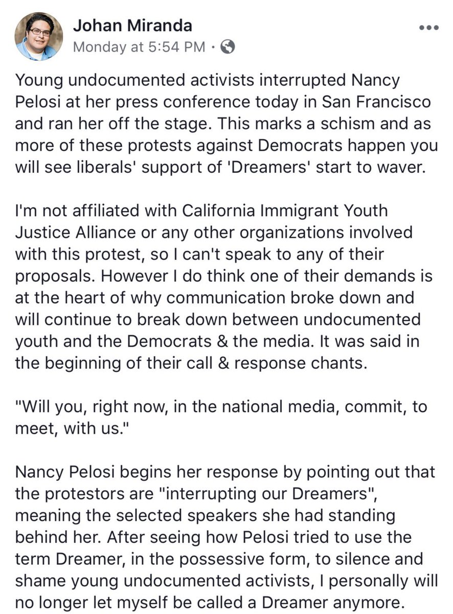 Ca immigrant youth on twitter our ideals will not change please ca immigrant youth on twitter our ideals will not change please read our missionstatement at httpstjoq8oaakkc we appreciate your encouragement solutioingenieria