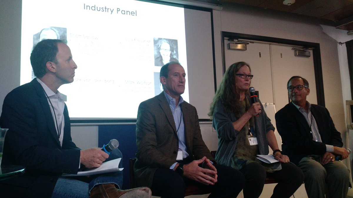 Kicking off #1WImpIn3 at BootUp  with our #industry #panel at #impactinvesting in #SiliconValley<br>http://pic.twitter.com/FnZ1Zd93Vk