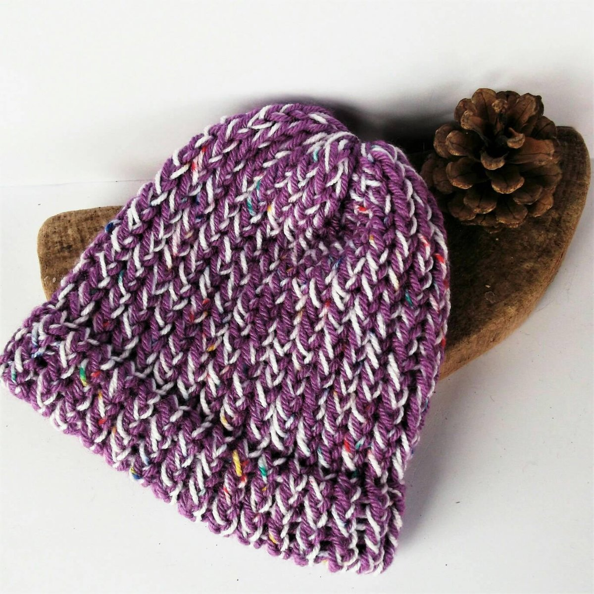 SALE ITEM - Purple baby hat, purple baby beanie, toddler hat, baby …  http:// etsy.me/2wKiwRp  &nbsp;   #Etsychaching #Etsysale<br>http://pic.twitter.com/FREMfRVueU