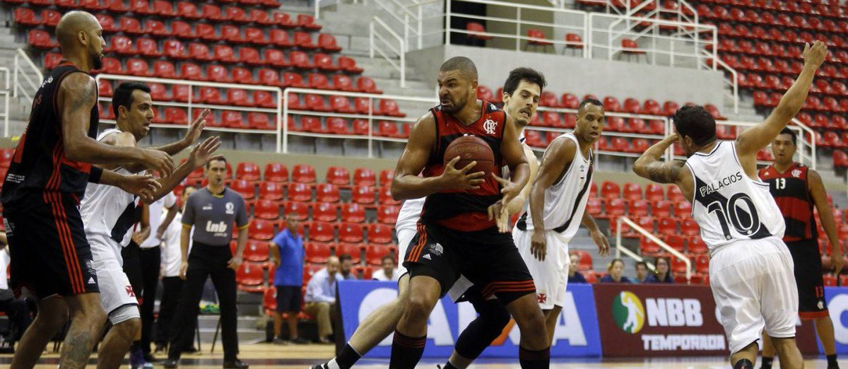 NBB divulga tabela com Flamengo x Vasco na véspera do Ano Novo https://t.co/bmSyWWf8wW