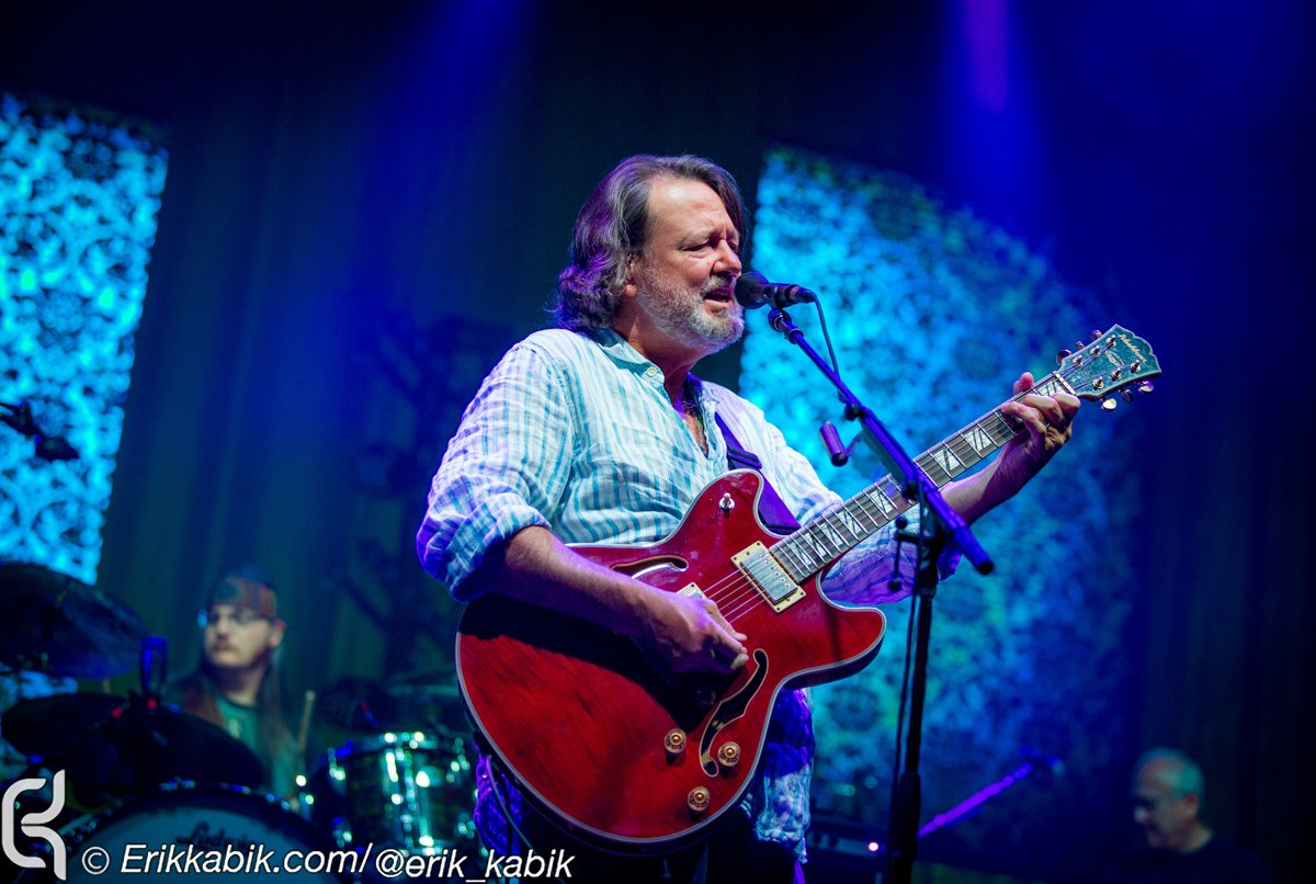 For widespread panic live shows