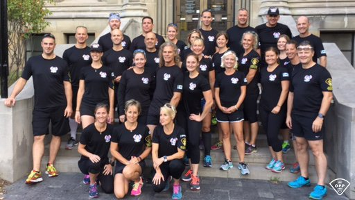 Good luck to #OPP members participating in the National Peace Officers Memorial #RunToRemember from #Toronto to #Ottawa Sep 21-24. @460km<br>http://pic.twitter.com/kd7WZtQeL6